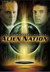 Poster de Alien Nation: Ciudadanos del Espacio