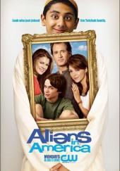 Poster de Aliens in America