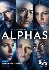 Poster de Alphas