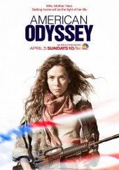 Poster de American Odyssey