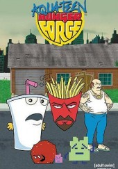 Poster de Aqua Teen Hunger Force
