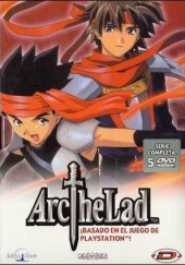 Poster de Arc the Lad