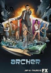 Poster de Archer