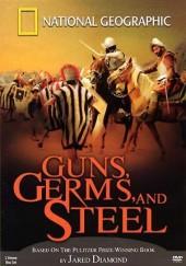 Poster de Armas, gérmenes y acero
