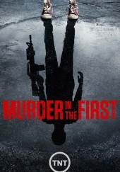 Poster de Asesinato en primer grado