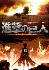 Poster de Ataque a los Titanes (Attack on Titan)