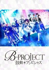 Poster de B-Project: Kodou Ambitious