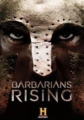 Poster de Barbarians Rising
