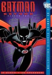 Poster de Batman del futuro