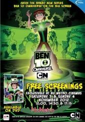 Poster de Ben 10: Omniverse
