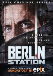 Poster de Berlin Station