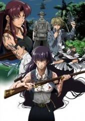 Poster de Black Lagoon: Roberta's Blood Trail
