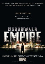 Poster de Boardwalk Empire