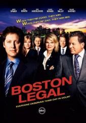 Poster de Boston Legal