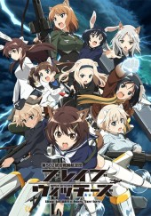 Poster de Brave Witches