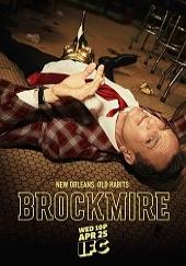 Poster de Brockmire