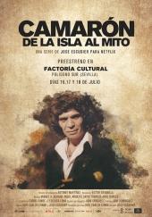 Poster de Camaron de la Isla al mito