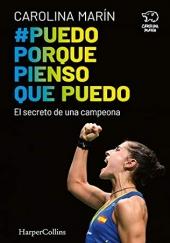 Poster de Carolina Marin puedo porque creo que puedo