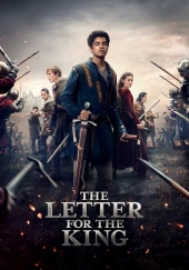 Poster de Carta al rey (The Letter for the King)