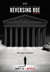 Poster de Caso Roe El aborto en los EE. UU