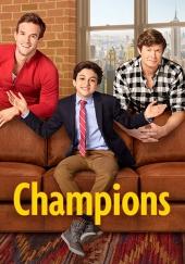 Poster de Champions