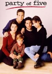 Poster de Cinco en familia