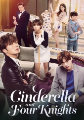 Poster de Cinderella and Four Knights