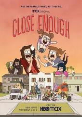 Poster de Close enough