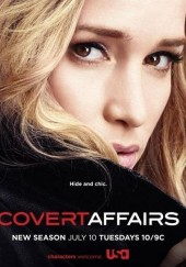 Poster de Covert Affairs