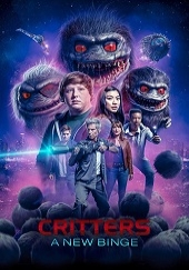 Poster de Critters A New Binge