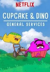 Poster de Cupcake y Dino Arreglos y chapuzas