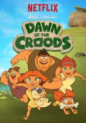 Poster de Dawn of the Croods