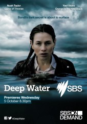 Poster de Deep Water