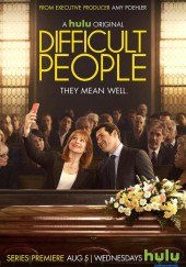 Poster de Difficult People