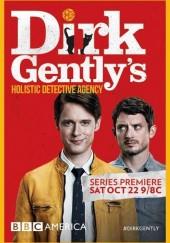 Poster de Dirk Gently: Agencia de Investigaciones Holísticas