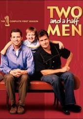 Poster de Dos hombres y medio