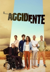 Poster de El accidente