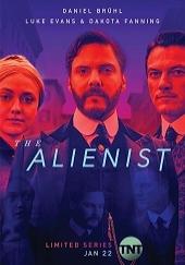 Poster de El Alienista