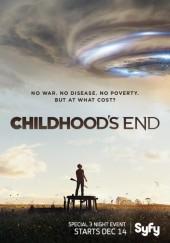 Poster de El fin de la infancia
