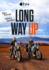 Poster de El mundo en moto Rumbo norte (Long Way Up)