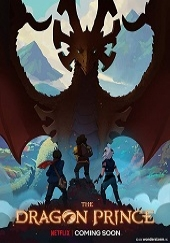 Poster de El príncipe dragón
