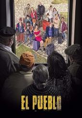 Poster de El pueblo