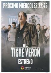 Poster de El Tigre Veron