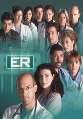 Poster de E.R.: Urgencias