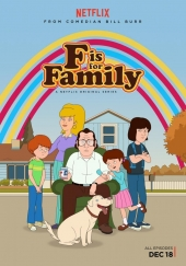 Poster de F Is for Family
