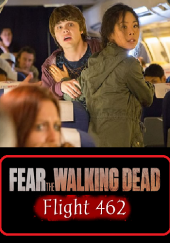 Poster de Fear the Walking Dead: Flight 462