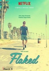 Poster de Flaked