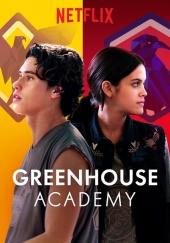 Poster de Greenhouse Academy