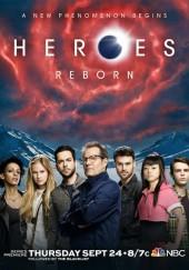 Poster de Heroes Reborn