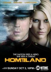 Poster de Homeland